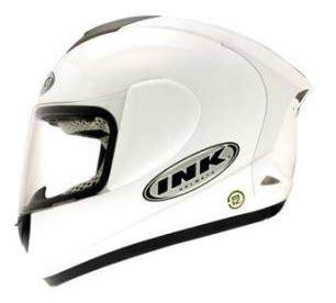 Helm Ink Cl Max Motif Hijau Putih Kuninga rp 485 000