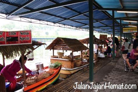 floating market lembang bandung jalan jajan hemat