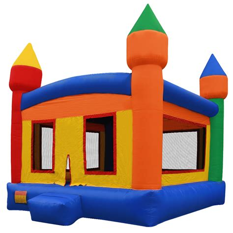 commercial bounce house commercial grade bounce house castle inflatable bouncy house jump jumper blower ebay