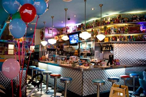 Big Daddy?s: Un fast food del estilo de los 50? en Nueva York