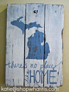 A Place Douglas Wood The Mitten Mittens And Michigan On
