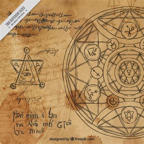 imagenes de simbolos alquimistas fundo a alquimia watercolor baixar vetores gr 225 tis