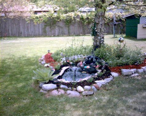 backyard water features for small yards pool design ideas