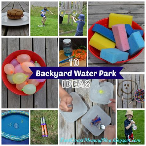 backyard amusement park all things thursday blog hop no 3