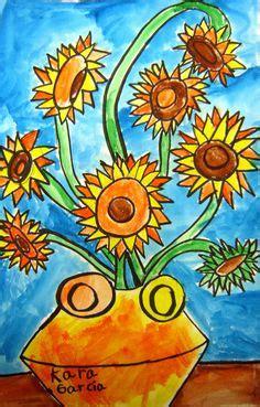 sunflower doodle god sun drawing on