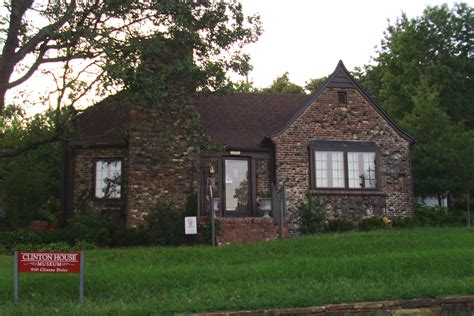 Clinton Houses | file clinton house fayetteville arkansas jpg wikimedia