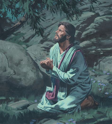 revelation  jesus christ  garden  gethsemane