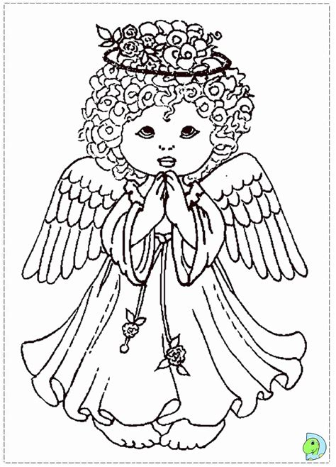 coloring pages of christmas angels christmas angel coloring pages coloring home