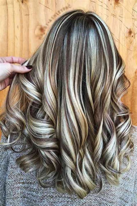 mixing brown wirh blonde haircolor results 10 best suggestions for brown hair with blonde highlights