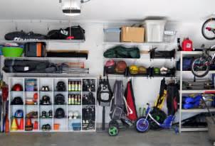 Garage Storage Ideas Sports Equipment Iheart Organizing Reader Space Trash To Treasure Garage