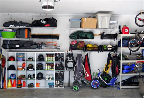 Garage Sports Storage Ideas Iheart Organizing Reader Space Trash To Treasure Garage