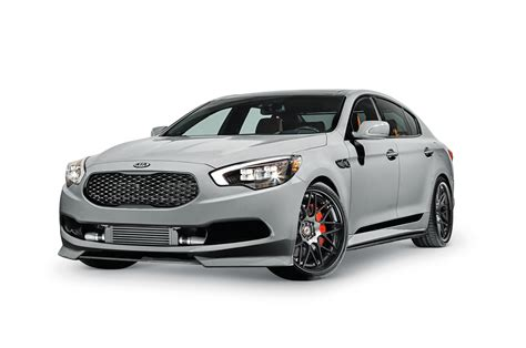 How Much Is The K900 Kia 2015 Kia K900 Sema