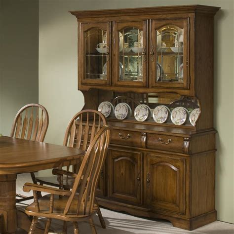 china hutch intercon classic oak 60 quot china hutch with three half doors