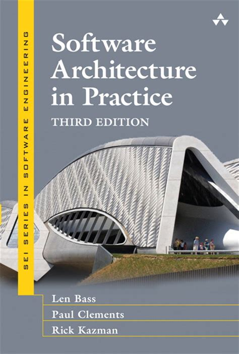 application design books bass clements kazman software architecture in practice