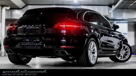 porsche macan all black porsche macan turbo black 2