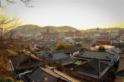 Pop Up Homes 48 hours in jeonju korea s foodie capital