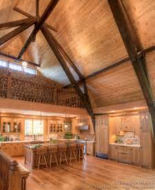 Log home kitchens pictures amp design ideas