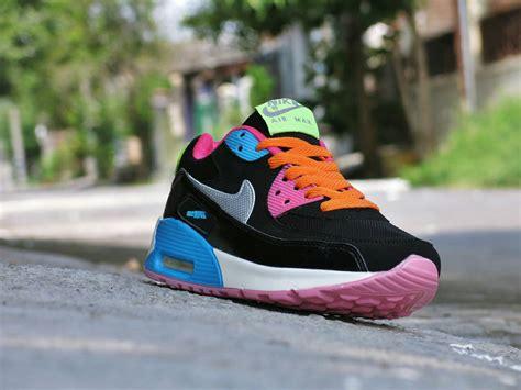 Bsq064 Sepatu Wanita Nike Airmax Lokal Murah Real Pict jual sepatu sport nike airmax t90 premium import casual