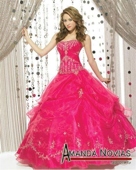 Wedding Dresses Pink by 10 Most Pink Wedding Dresses Bestbride101