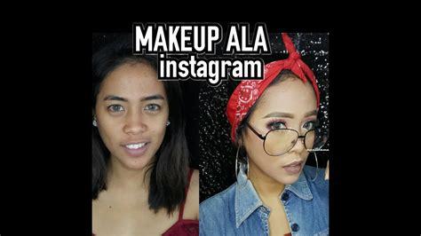 Eyeshadow Gelap tutorial makeup kulit gelap kulit sawo matang darayanza