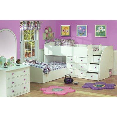 girls bunk beds with storage bunk beds with storage
