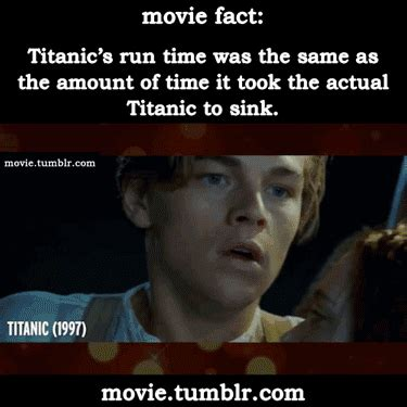 Film Titanic Facts | titanic fact tumblr