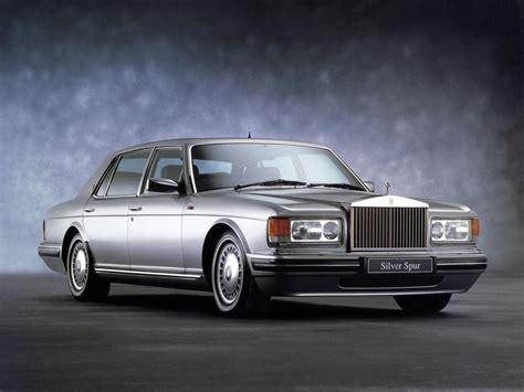 Rolls Royce Silver Spur Sp 233 Cifications Techniques Et