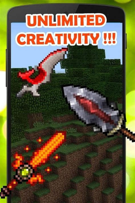 mods for minecraft pe android mod maker for minecraft pe apk free android app appraw