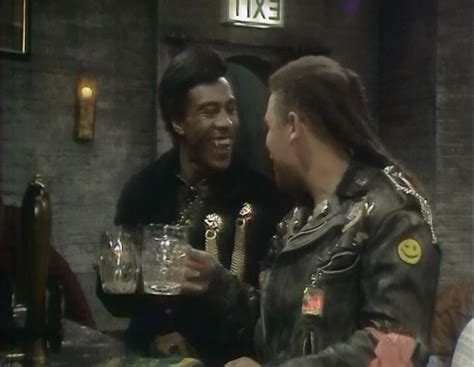 Red Dwarf Crash Course In Face Pollution