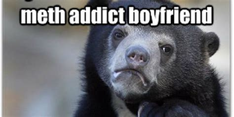 Gay Bear Meme - redditor uses popular meme to confess a murder the daily dot