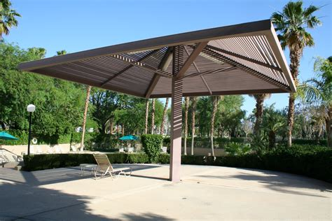 Patio Shade Canopy Exteriors Outdoor Landscaping Fancy Pool Shade For