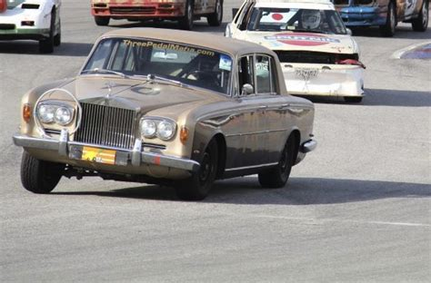 rolls royce racing british custom car club