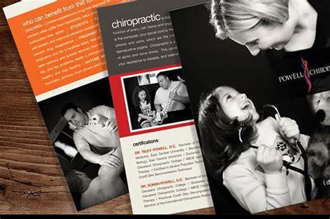 best chiropractic brochure templates download free