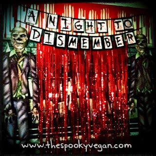 halloween themed dances the spooky vegan 31 days of halloween a night to