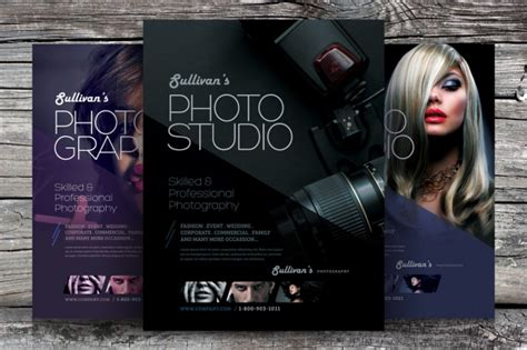 38 photography flyer templates psd vector eps jpg