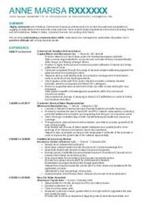 50 insurance cv examples amp templates livecareer