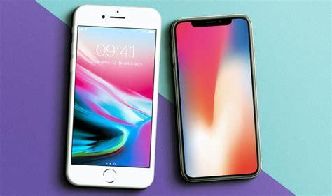 o iphone x saiu de linha iphone 8 plus vs iphone x quem vence essa batalha de tops de linha