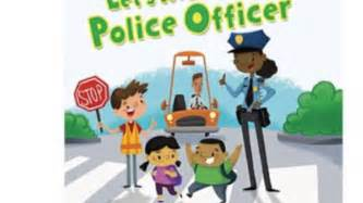 Officer Barbrady Book Report by Let S Meet A Officer Book