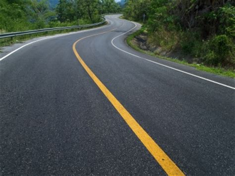 The Road To Beyatch Land Is And Winding 2 by Land Surveying In Road Design