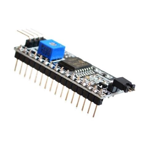 Ready Stock Lcd 1602 2004 I2c Serial Interface Backpack iic i2c adapter for arduino lcd 1602 1604 2002 2004