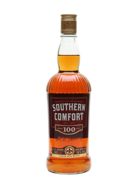 southern comfort proof southern comfort 100 proof the whisky exchange
