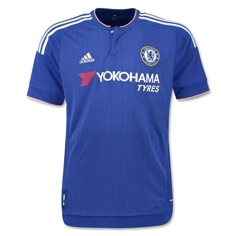 Chelsea Home 2015 2015 16 premier league shirts for all 20 teams photos