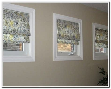 Small Window Curtains Ideas 1000 Ideas About Basement Window Curtains On