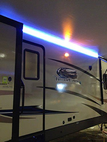 awning party lights recpro rv cer motorhome travel trailer 20 white led