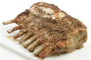bone in oven roasted rack of pork recipe restaurant style