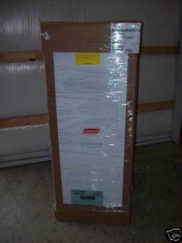 mobile home electric furnace coleman mobile modular home electric furnace eb15 eb15d ebay