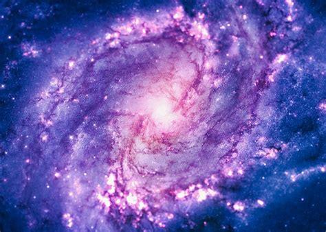galaxy cosmic cosmic vacuum cleaner spiral galaxy m83 by badbugs