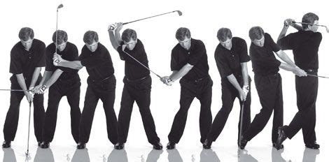 frame by frame golf swing todd anderson fix your fundamentals golf pinterest