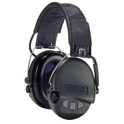Earmuff Safety Msa msa supreme pro earmuff passive hearing protection