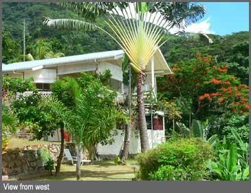 mahe boat house boathouse villa in mahe mahe seychelles villa